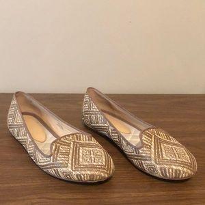 Vera Wang Woven Loafer